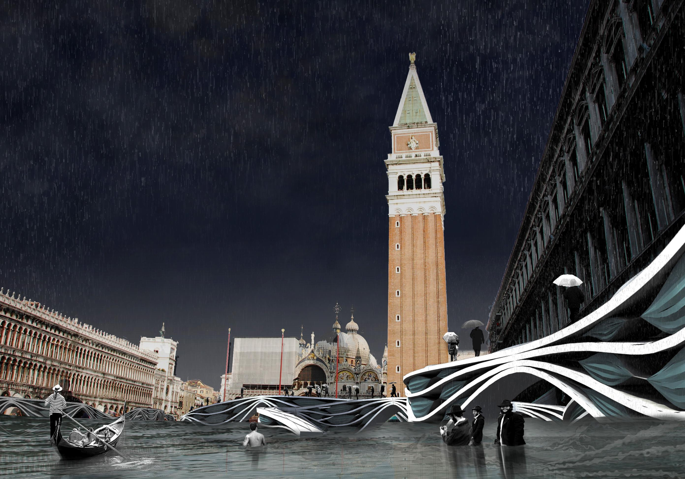 Inflatable Venice