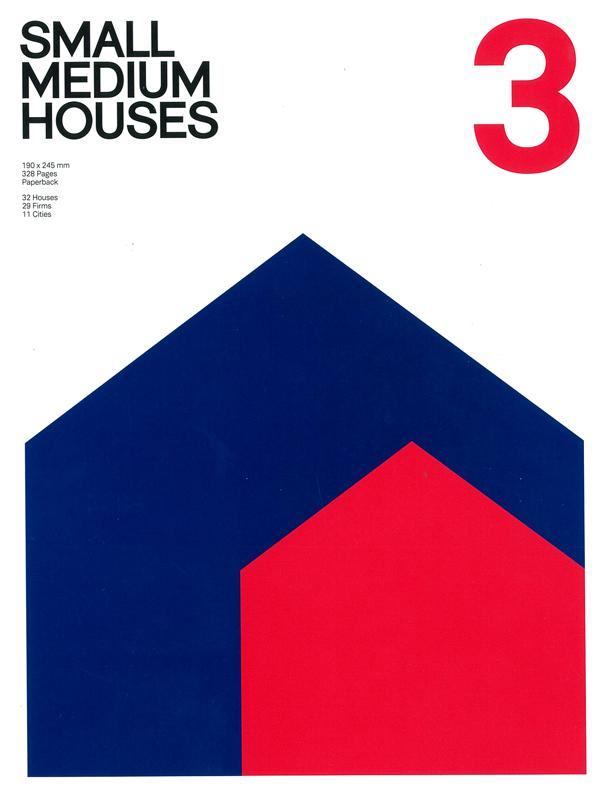 <span>SMALL MEDIUM HOUSES 3</span> - by Li-Zenn Publishing : 2O15