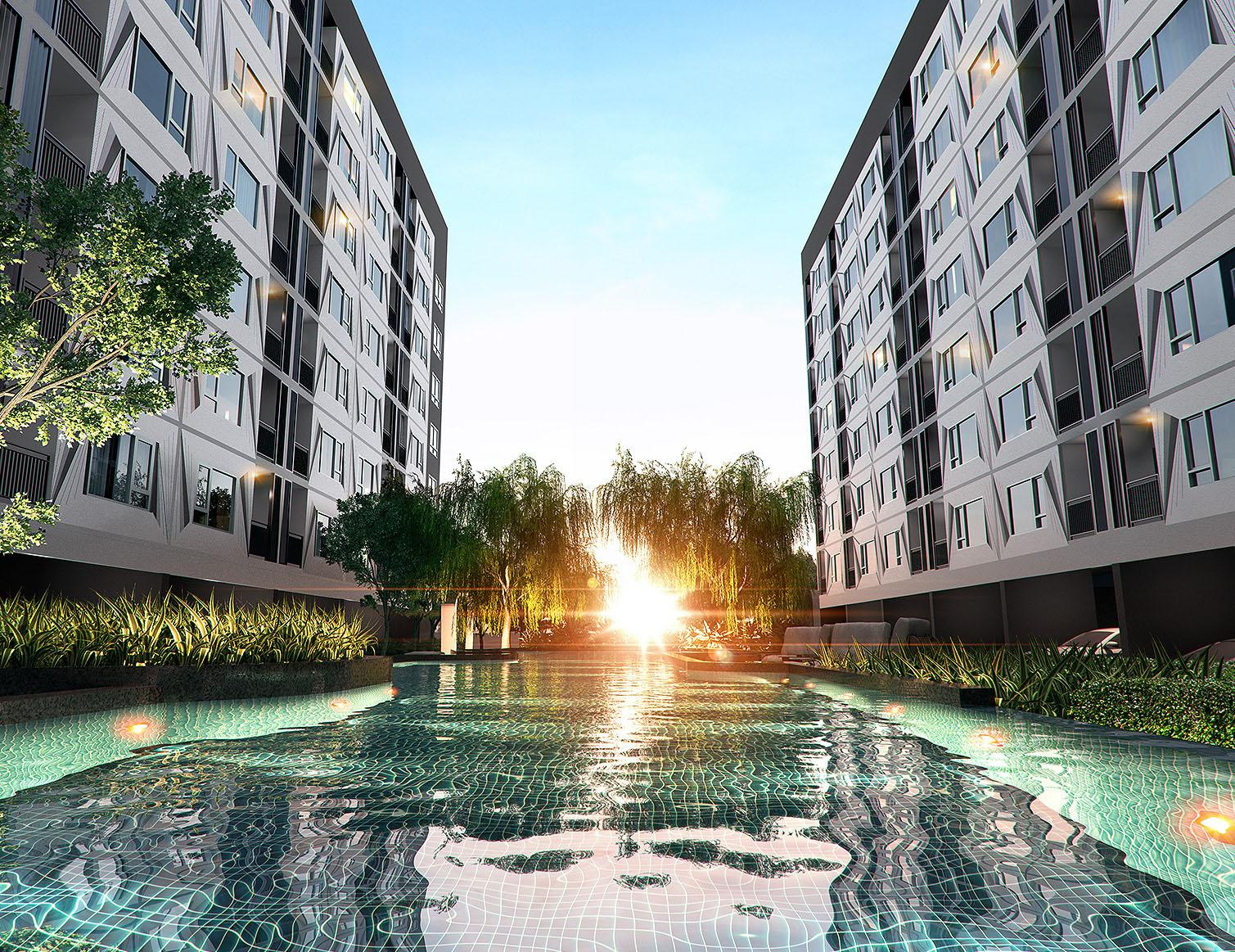 Plum Condo Extra Rama2-Phase 1 launched