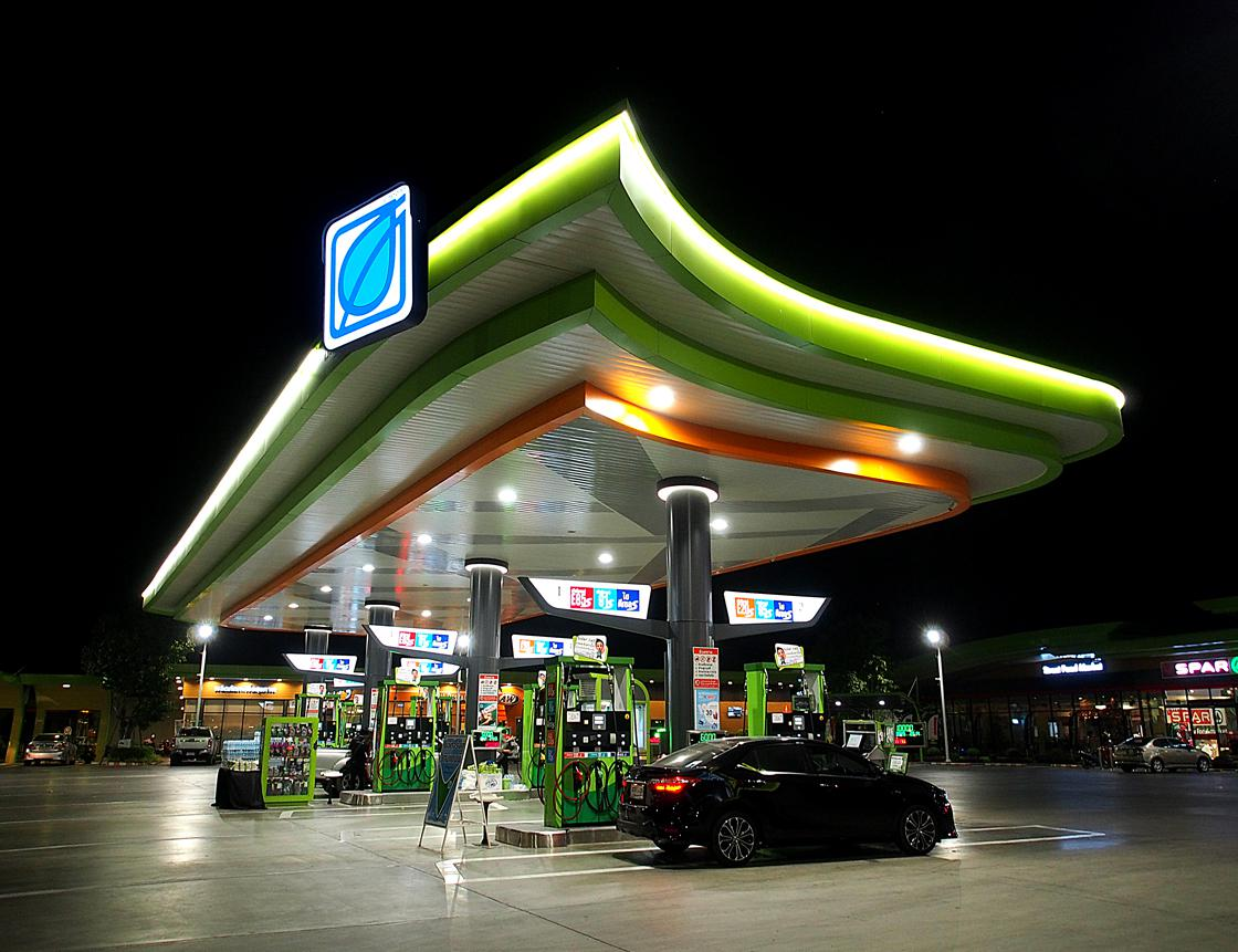 Bangchak Service Station-New Prototype is open to public