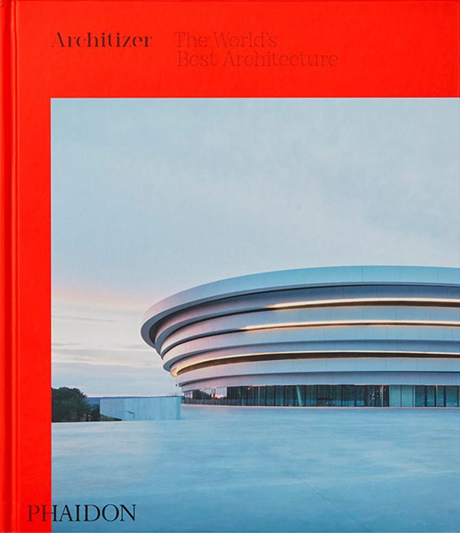 <span>ARCHITIZER THE WORLD'S BEST ARCHITECTURE</span> : 2O18