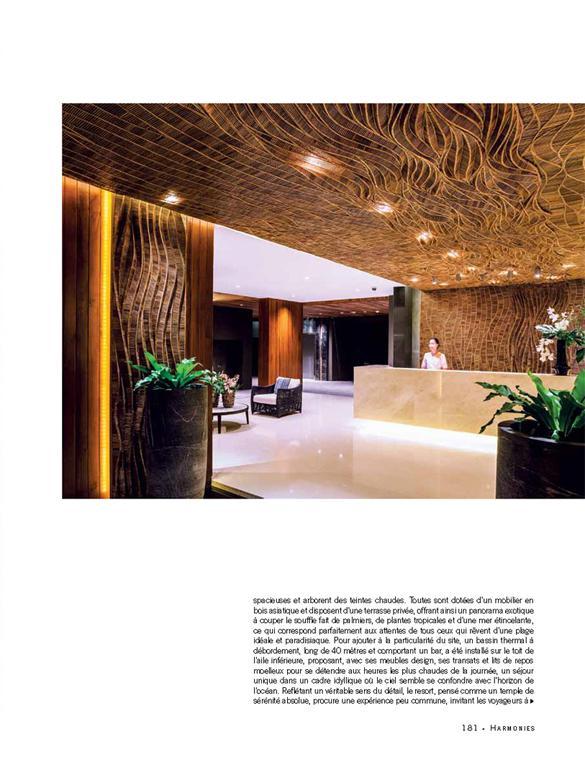 <span>HARMONIES</span> Magazine Lebanon : Vol.56 2O14