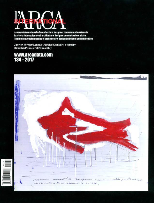 <span>L ARCA INTERNATIONAL</span> : JAN-FEB 134-2O17